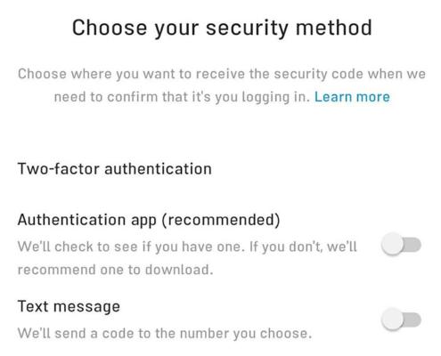 روش های تائید هویت دومرحلهای در اینستاگرام