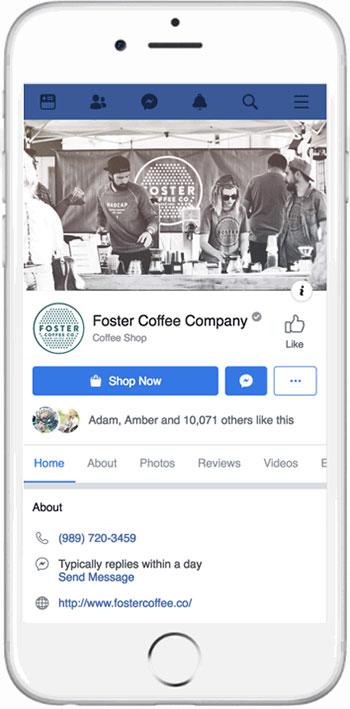 شبکه اجتماعی Facebook فیس بوک