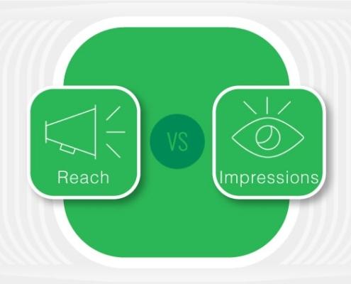تفاوت Reach و Impression در اینستاگرام