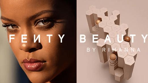 کمپین fenty beauty