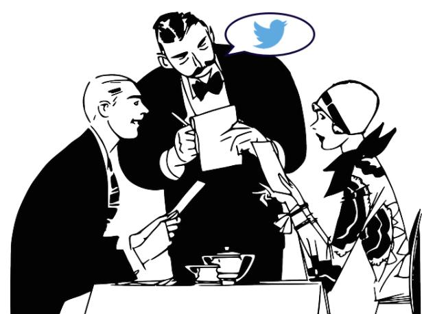 بازاریابی رستوران در شبکه اجتماعی